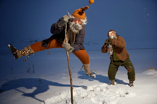 Bjúgnakrækir - Icelandic Yule Lads (December 20th)
