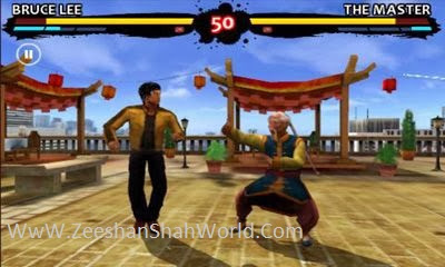 Free Download Bruce Lee Cell of The Dragon Game For PC