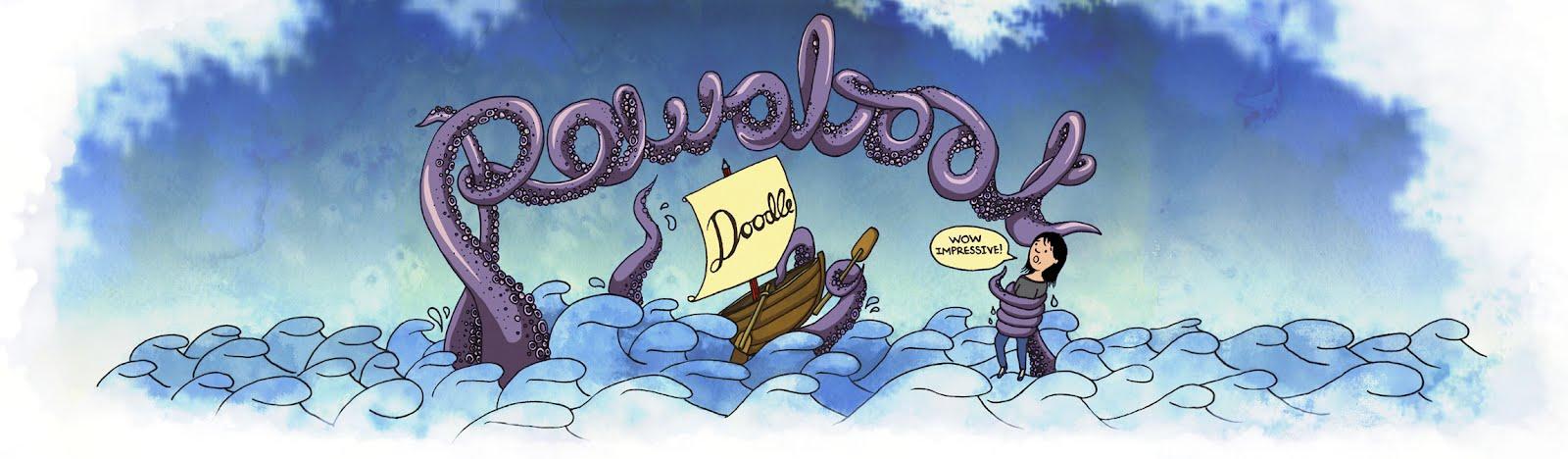 Rowaboat Doodle