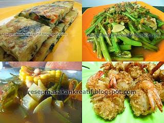 Resep Masakan Buka Puasa dan Sahur Sederhana