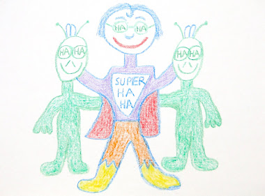 Super Ha Ha and Aliens