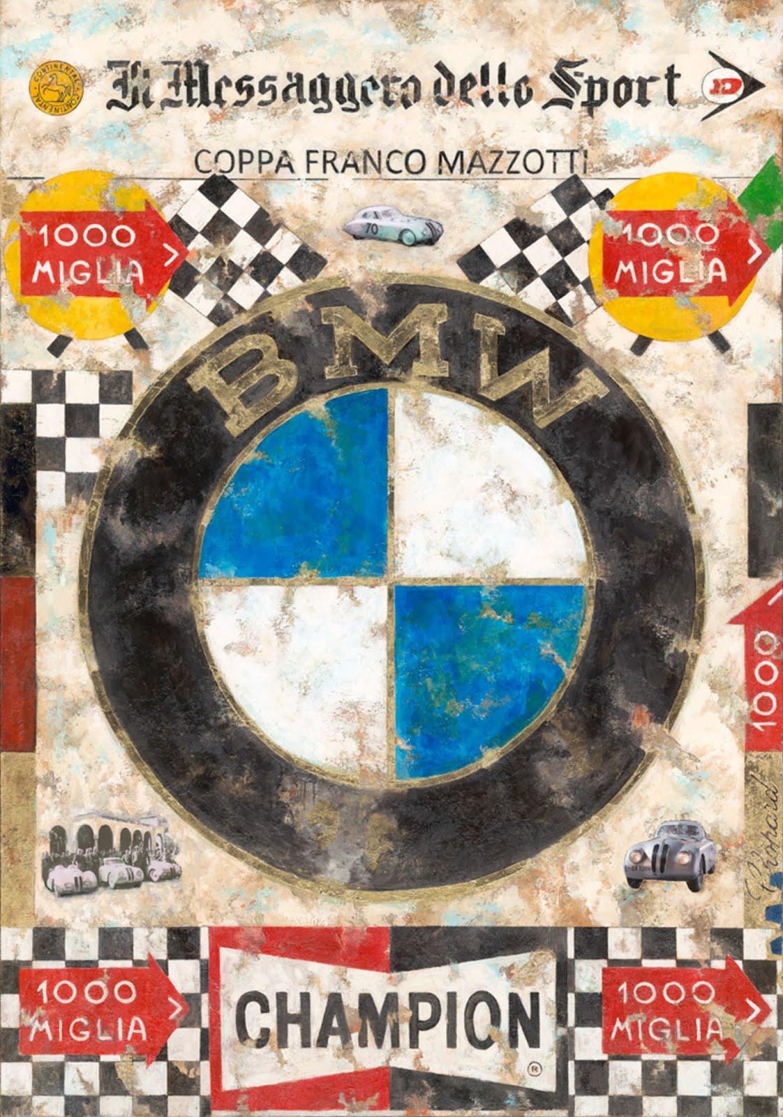 BMW Canvas