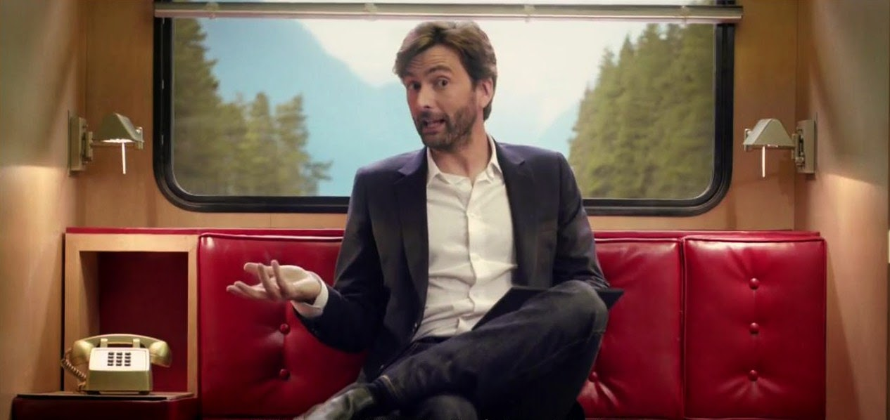 David Tennant - Virgin Media Collection