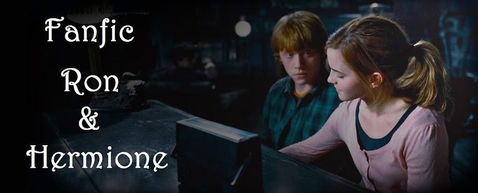 Fanfic Ron e Hermione