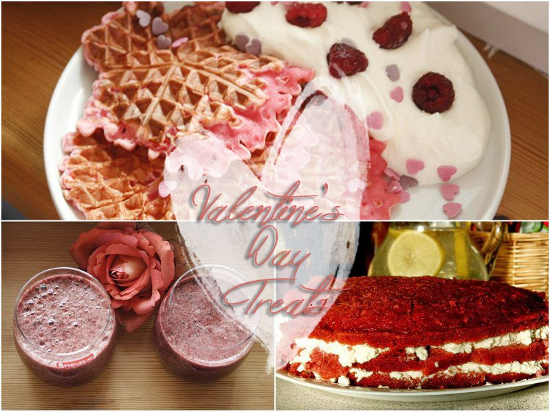 food treat for valentine's day