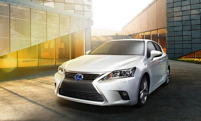 2014 Lexus CT 200h US pricing announced