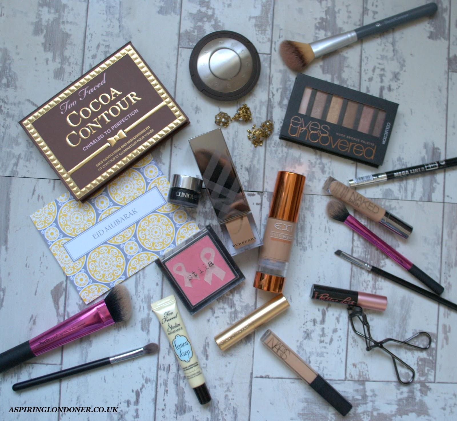 Eid Get Ready With Me Makeup - Aspiring Londoner