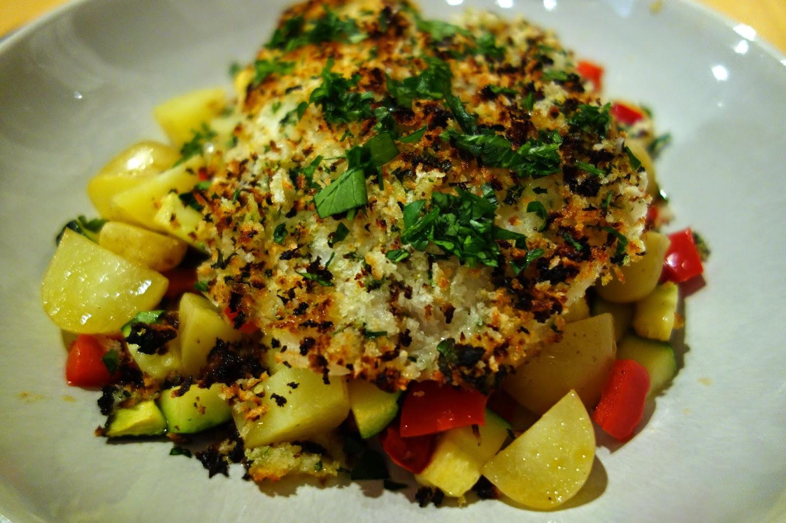 pics Fish Goujons with a Gremolata Crust and Homemade Tartare Sauce Recipe
