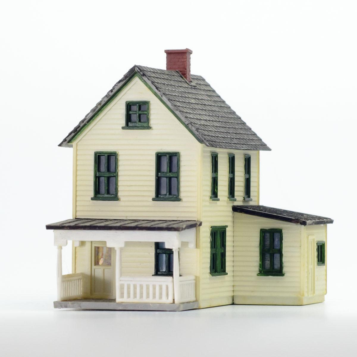 N scale for sale model power 1513 farm house for Farm house model