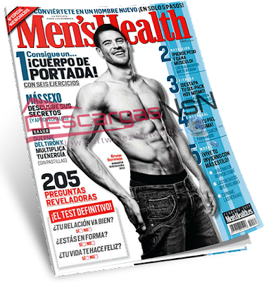 Men's Health Febrero 2013 (Sp1072;in)