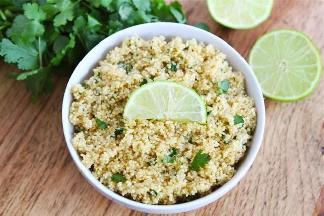 cilantro lime quinoa quinoa with corn and scallions quinoa stuffed ...