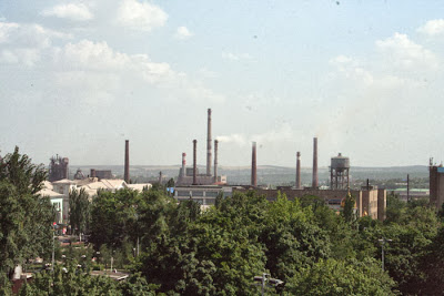 Metallurgic Plant in Donetsk