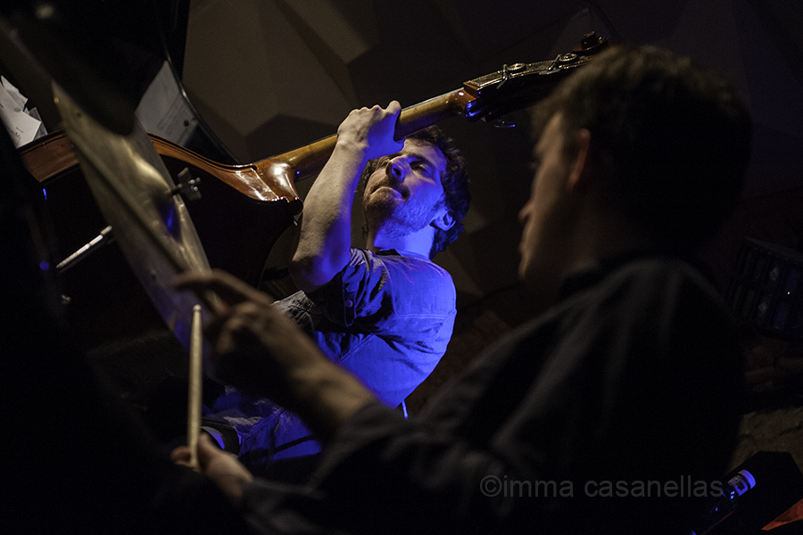 Phil Donkin, Jamboree Jazz Club, Barcelona 7-11-2015