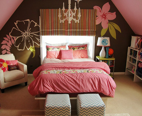 decorar dormitorios juveniles para chicas decoraci n del