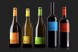 vinos de Mas Candí: Ovella negra,Desig,Qxl (quatre xarel.los),les forques,can 28 Mandó y sol+sol