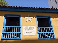 PLACE OF BIRTH JOSE MARTI HAVANA