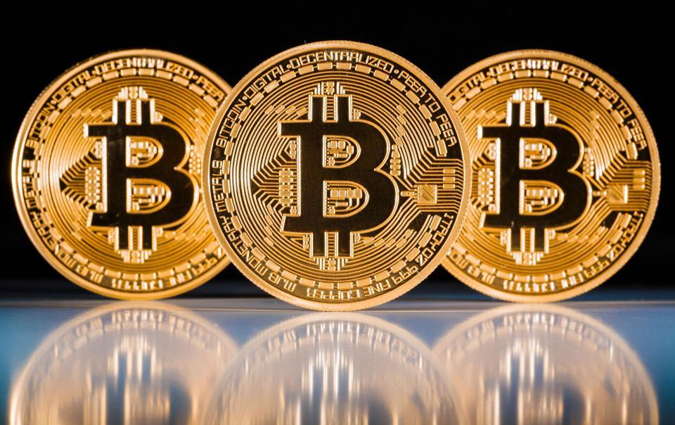 Aceitamos parte do pagamento com Bitcoin