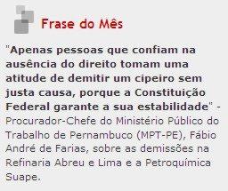 Blog Do Fábio Rodrigues Frase Do Mês Abril De 2011