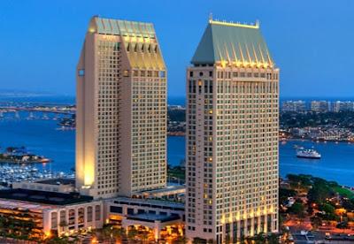 Hyatt Hotel en San Diego - California - que visitar