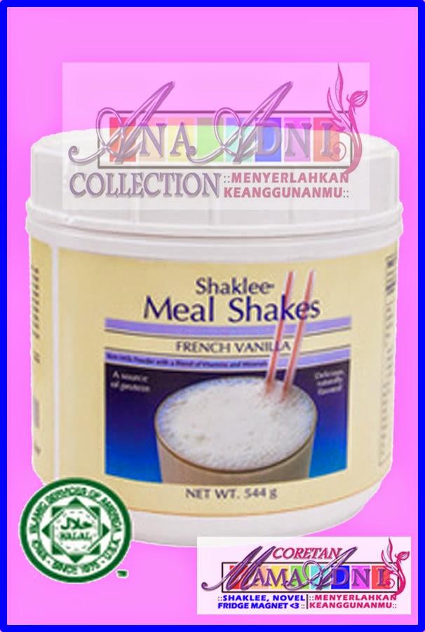 Meal Shake Yang Hebat