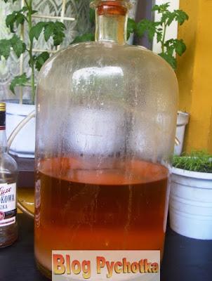 Zlewanie wina i przepis na wino ryżowe