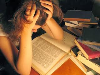 No vivas la vida matándote estudiando