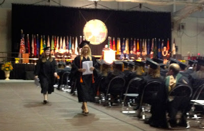 Ohio Northern University Graduation 2012