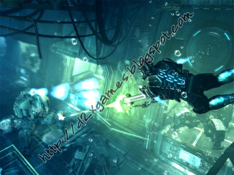 Free Download Games - Deep Black Reloaded