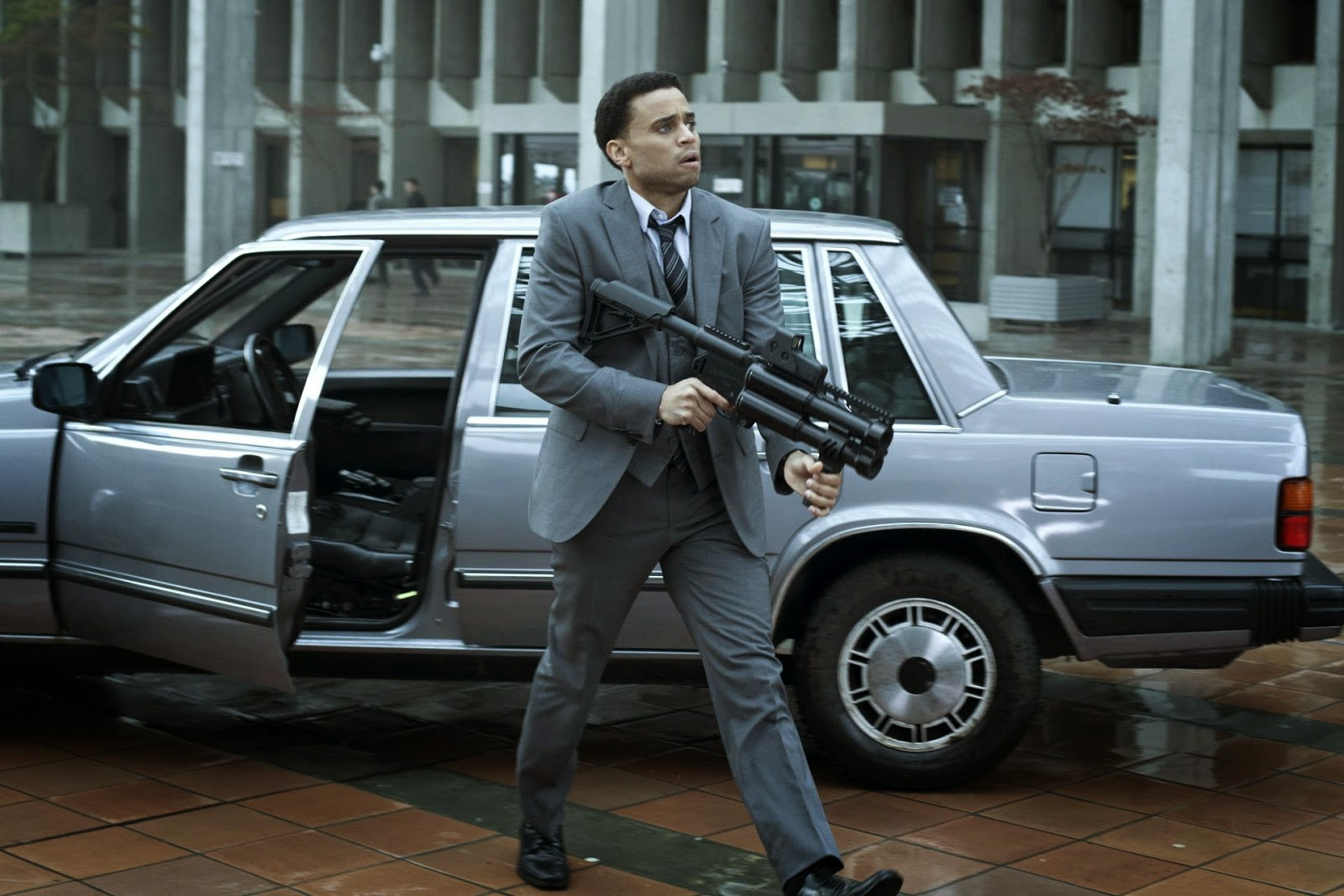 Underworld Awakening:  Michael Ealy | A Constantly Racing Mind