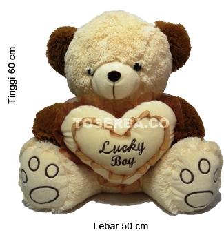 Gambar Teddy Bear Love Pic Boneka Lucu Wallpaper