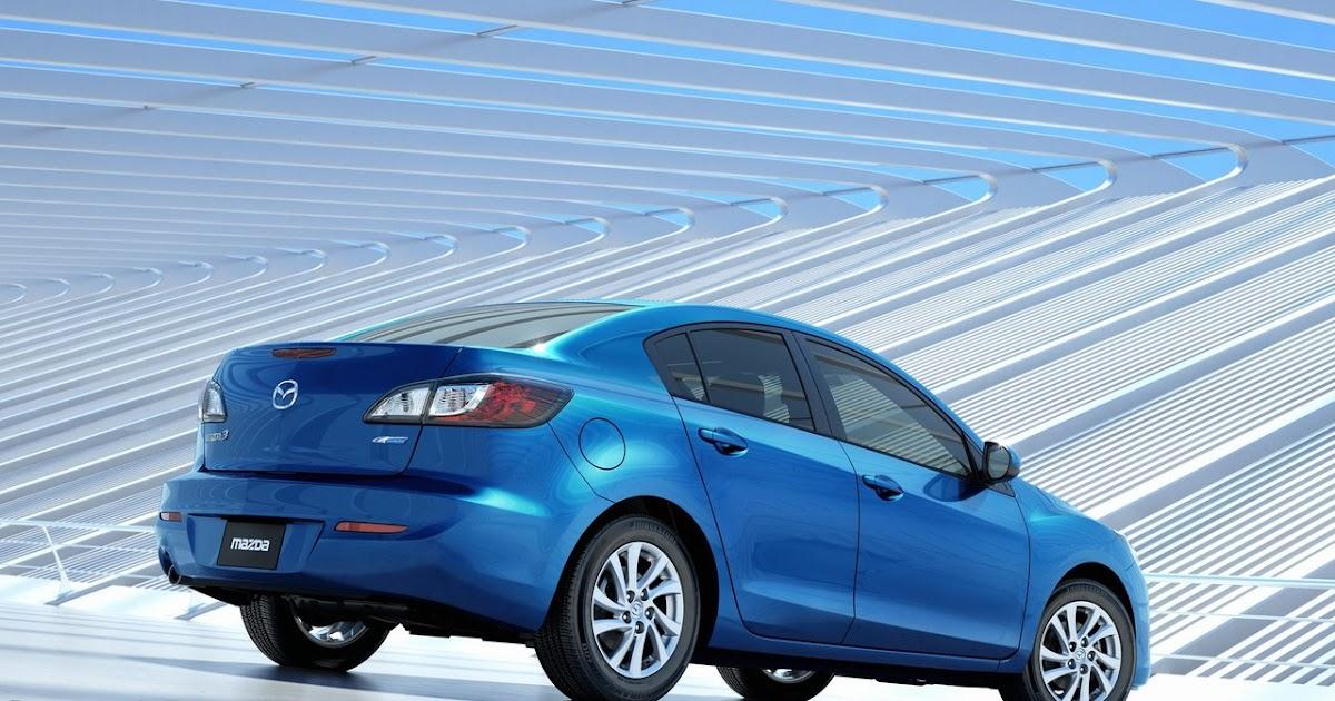 2012 Mazda 3 Sedan Mazda Cars