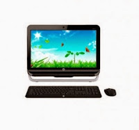 Buy HP Pavilion 21-a255IN All-in-One Desktop at Rs.37940 : Buy To Earn