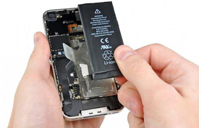 Cara Mengganti Baterai iPhone 6s/6s plus