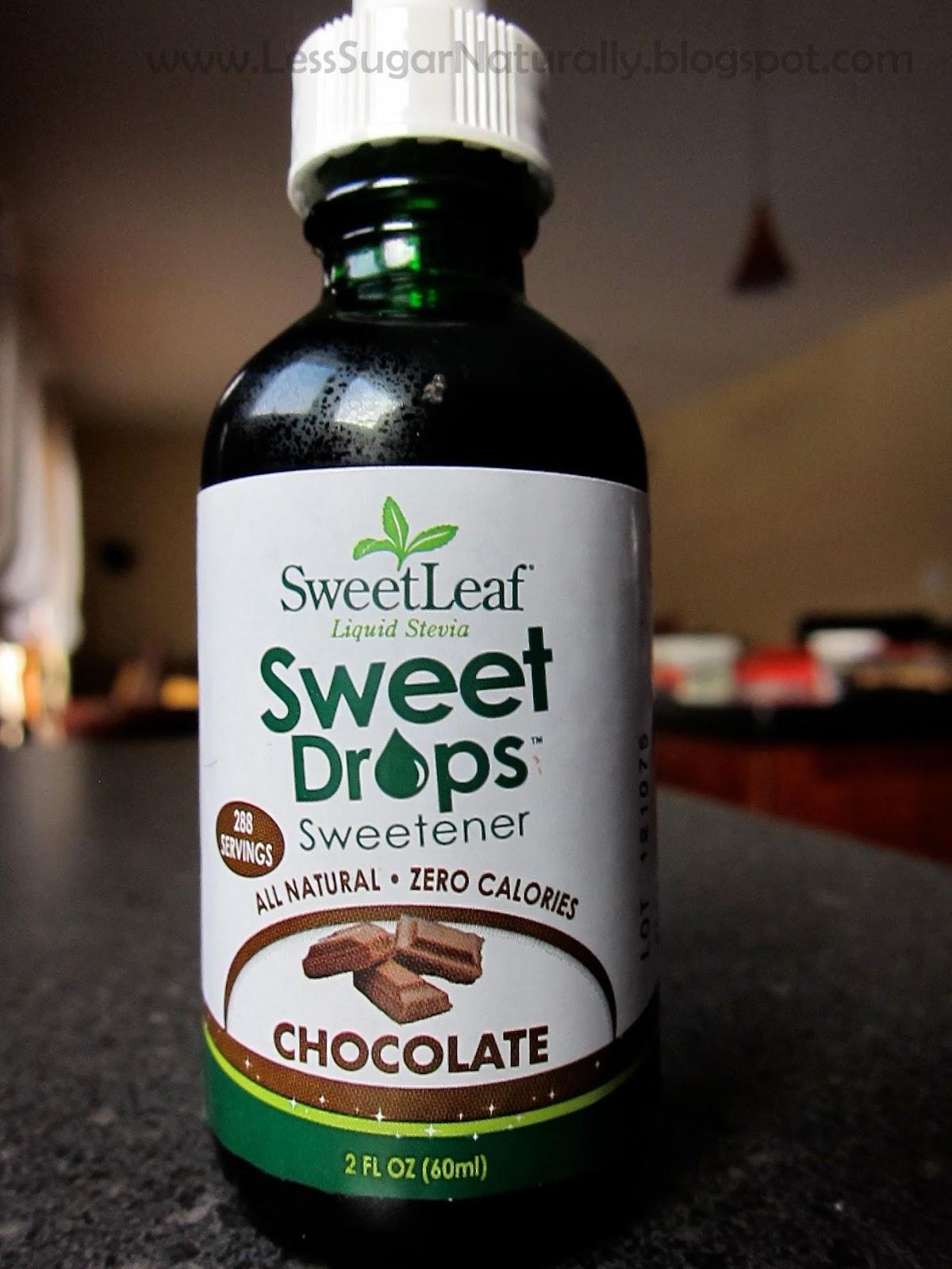 Sweetleaf sweetener reviews