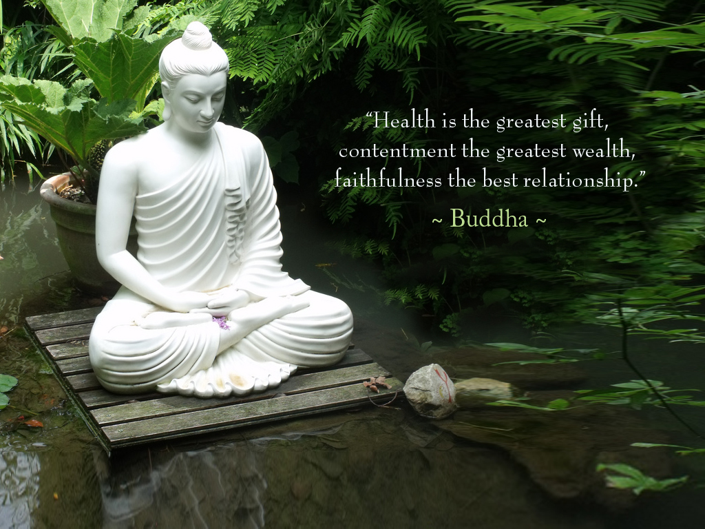 Teacher Buddha s good sayings  Quotes About Karma Buddha