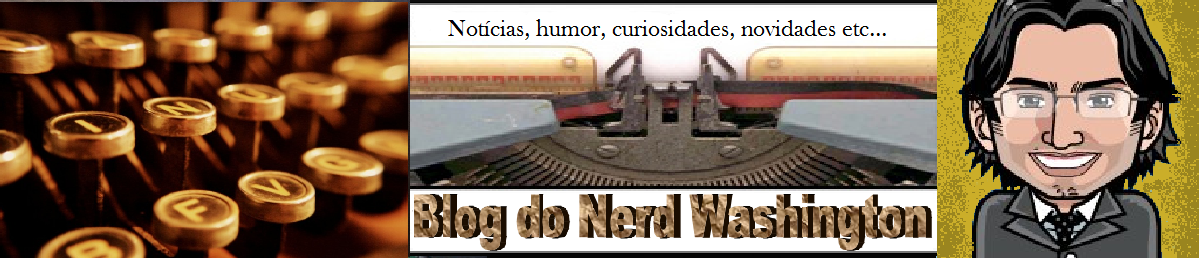 Blog do Nerd Washington