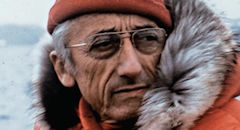 Jacques Yves Cousteau: