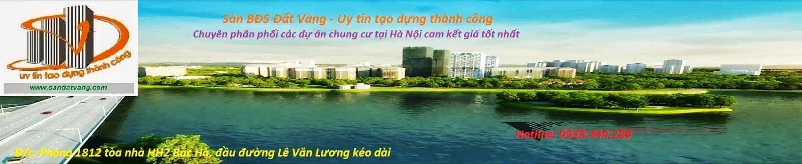 Phân phối chung cư Hà Nội