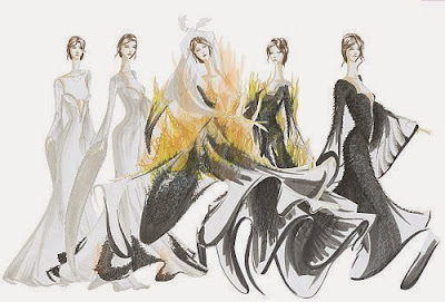 http://www.leckydesigns.com/2012/07/12/catching-fire-concept-art-project/