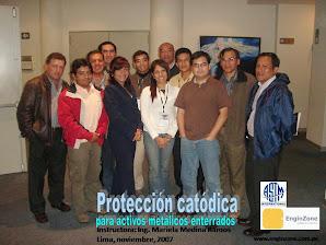 Lima, Perú, noviembre, 2007