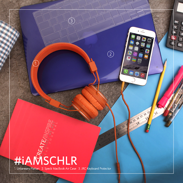 beyond the box,Inquisitive, thirsty for knowledge #iAMSCHLR  Bundle inclusions: MacBook Air + Urbanears Plattan, Speck MacBook Air Case,  JRC Keyboard Protector