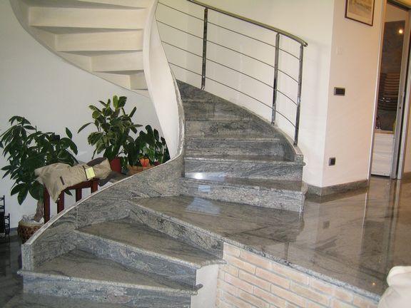 Escaleras arquitectura y dise o interior ideas para for Colores de marmol para escaleras