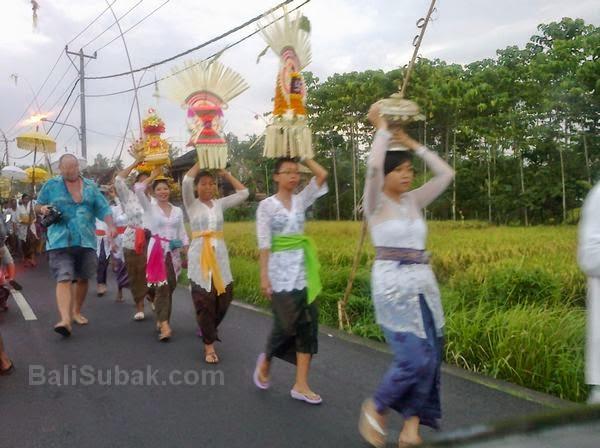 Interesting ritual
