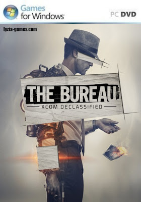 The Bureau: XCOM Declassified PC Cover