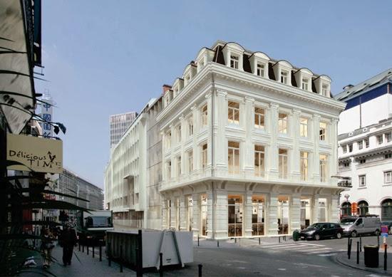 Muntpunt Grand Cafe Brussels