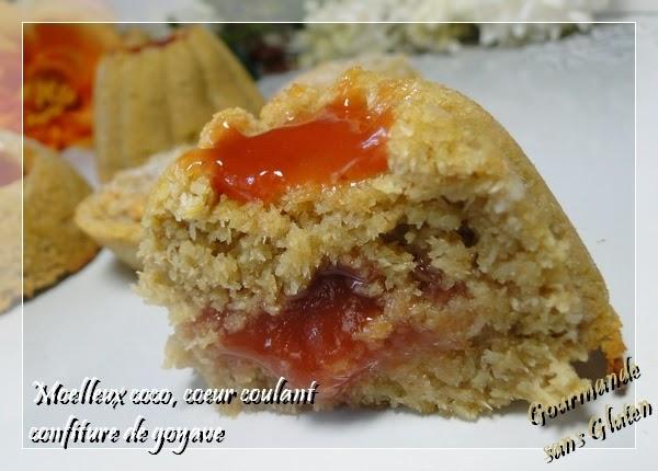 dessert exotique goyave
