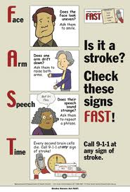 possible consequences stroke