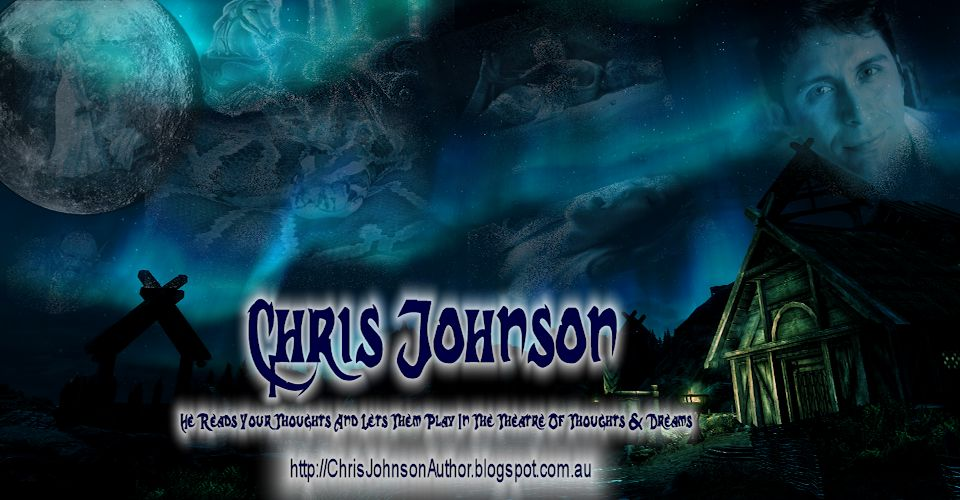 Chris Johnson - Author