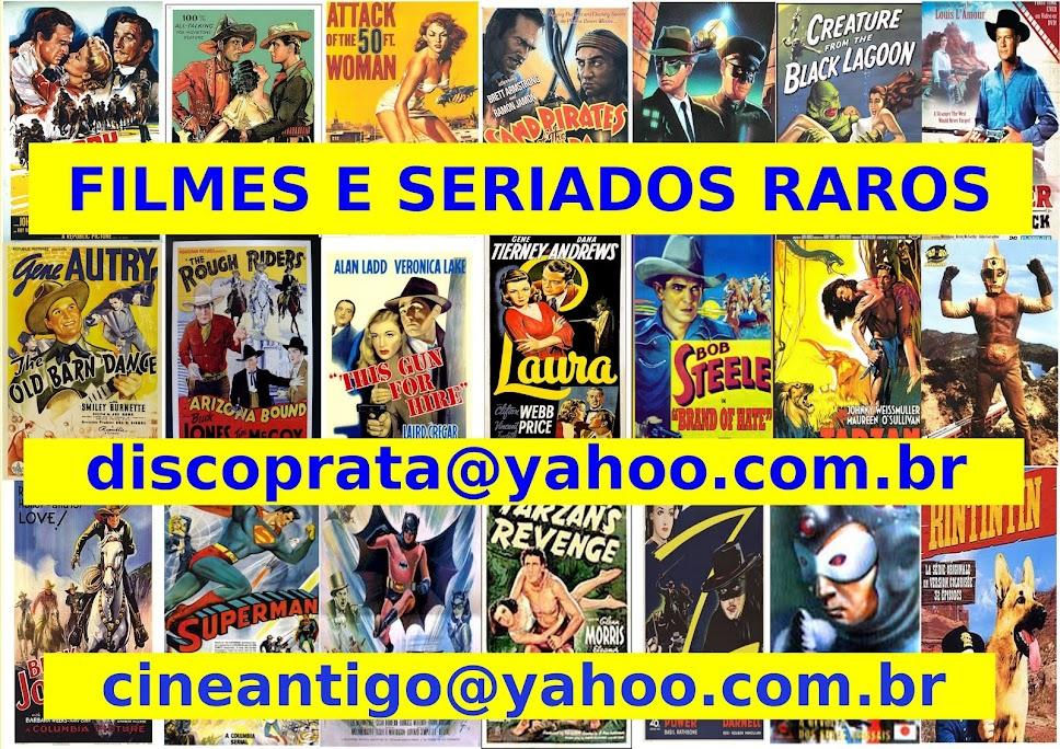 FILMES E SERIADOS RAROS