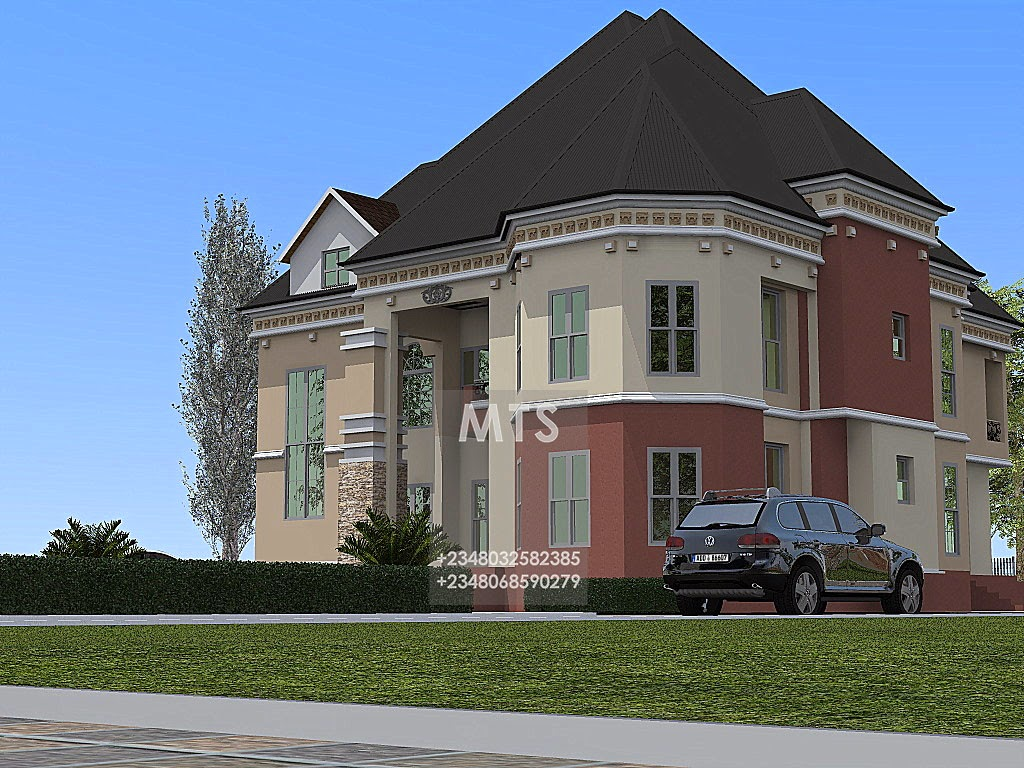 Inspired 5 Bedroom Duplex